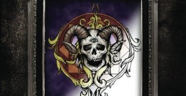 Dark Reverie Coloring Book Cover