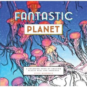 Fantastic Planet Coloring Book