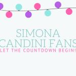 Simona Candini announces coloring book
