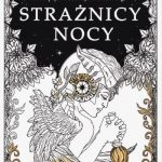 Straznicy Nocy Coloring Book Cover art