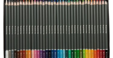 W H Smith  Colouring Pencils - 36 piece set box shot