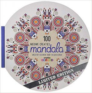 100 Nieuwe Creaties Mandala  Coloring Book Review