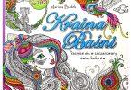 Kraina Basni Polish Coloring Book Cover