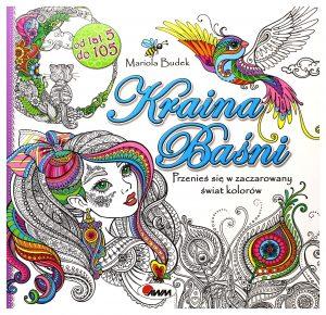 Kraina Baśni Coloring Book Review