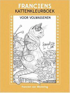 Franciens kattenkleurboek voor volwassenen  Coloring Book Review