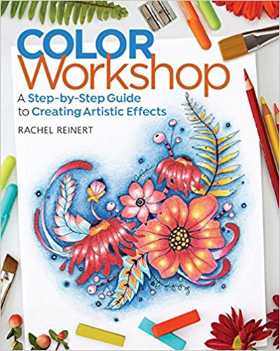 Color Workshop Step By Step Guide Coloring Book Review