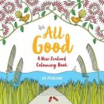 All Good Colouring Book cover