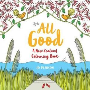 All Good: A New Zealand Colouring Book Review