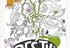 Pestki Coloring Book cover