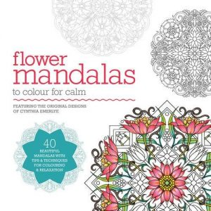 Flower Mandalas Coloring Book Review