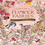 Flower Fairies Japanese Coloring Book