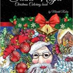 Silent Night Coloring Book Mardel Rubio