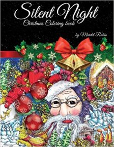 Silent Night Coloring Book Review
