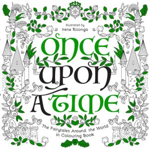 Once Upon A Time Coloring Book Review