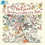 Nature a seasonal colouring book 150x150 - World Travel Disney Painting  Coloring Book Review