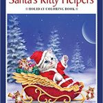 santas kitty helpers coloring book 150x150 - The Bakers Dozen Coloring Book Review