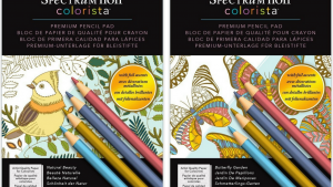 Spectrum Noir Colorista Coloring Book Review