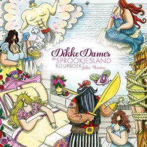 Dikke Dames in Sprookjesland Kleurboek  Review