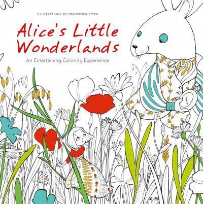Alice's Little Wonderlands: An Entertaining Coloring Experience