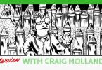Interview with illustrator Craig Holland creator of Color Me Reggie