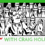 Interview with illustrator Craig Holland creator of Color Me Reggie