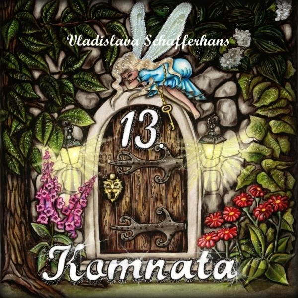 13 Kamnata Coloring Book