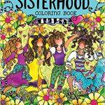 Sisterhood Coloring Book 150x150 - World Travel Disney Painting  Coloring Book Review