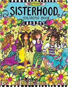 Sisterhood Coloring Book Review