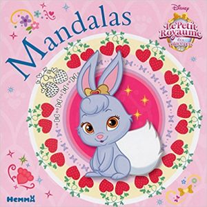Le Petit Royaume des Palace Pets : Mandalas  Coloring Book Review