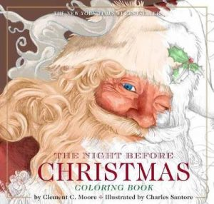 The Night Before Christmas Coloring Book Review