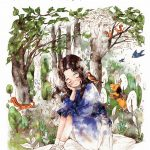 forest girl coloring book 150x150 - Daily Coloring Book Review