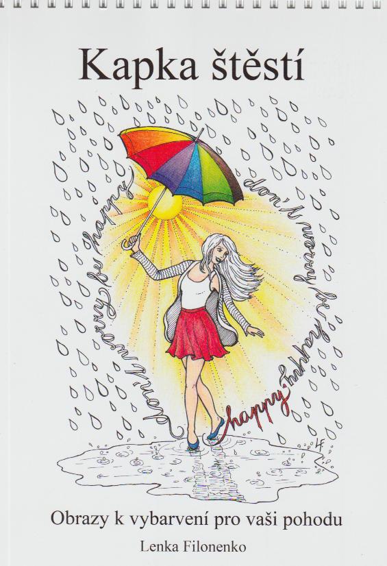 Kapka Stesti Coloring Book