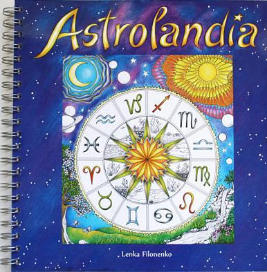 Astrolandia Coloring Book