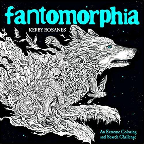 Fantomorphia Coloring Queen