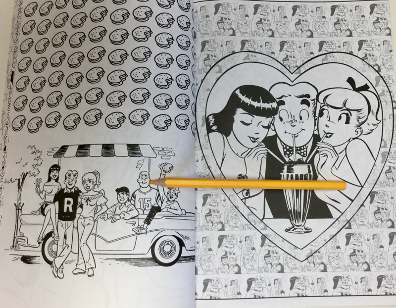 Archies Coloring Book