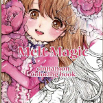 cinnamon melt magic coloring book 150x150 - The Moonlit Vale Coloring Book Review