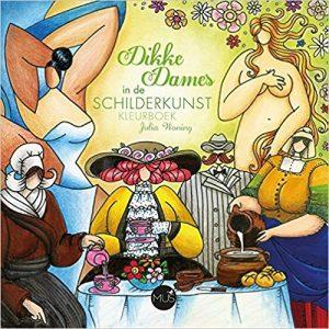 Dikke Dames in de Schilderkunst Kleurboek  Review