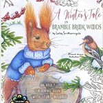 A Winters Tale Coloring Book  150x150 - The Bakers Dozen Coloring Book Review