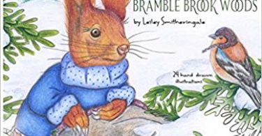 A Winters Tale Coloring Book  375x195 - A Winter's Tale in Bramble Brook Woods Coloring Book Review
