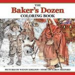 The Bakers Dozen Coloring Book Review