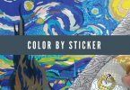 glintarts color by sticker 145x100 - Glintarts Twinkling Masterpiece Review and Giveaway
