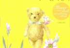cover of Flowers and Dolls Art Korean coloring book