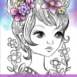 Pocket  Coloring Book Review