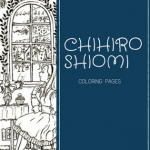 Chihiro Shiomi Coloring Pages  Review