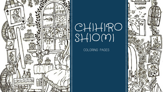 Shihiro Shiomi Coloring Pages