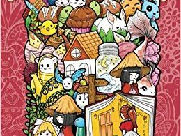 finding wonderland coloring book 260x195 - Finding Wonderland Coloring Book Review