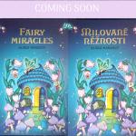 Fairy Miracles Coloring Book 150x150 - Tenderful Enchantments Coloring Book by Klara Markova