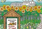 A Day on the Farm: A New Hampshire Farm Market Coloring Book