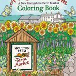 A day on the Farm – Moulton Farm: A New Hampshire Farm Market Coloring Book Review