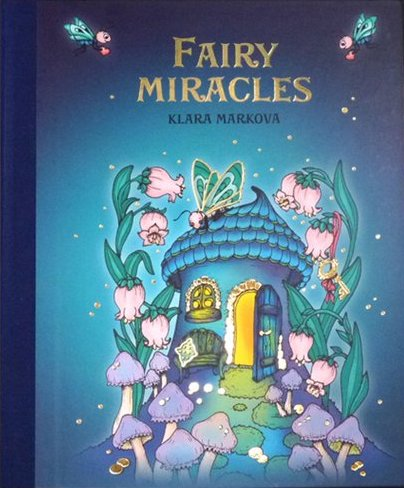 Fairy Miracles Coloring Book
